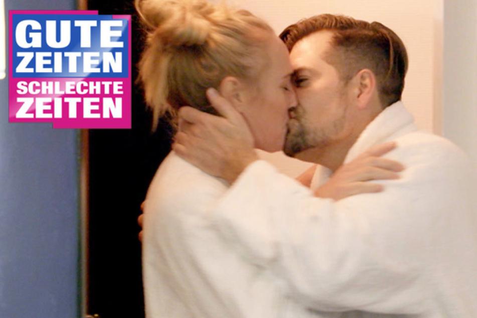 Fremdgeh-Skandal bei GZSZ: Maren und Leon landen im Bett!