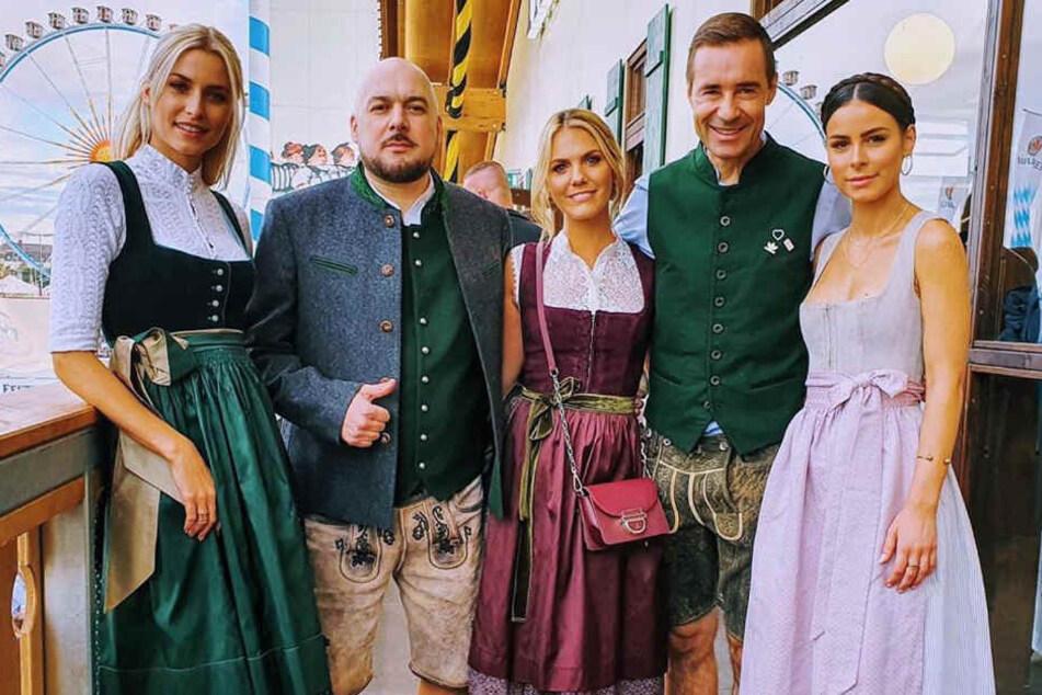 Kool Savas sorgt auf dem Oktoberfest für Zucht und Ordnung