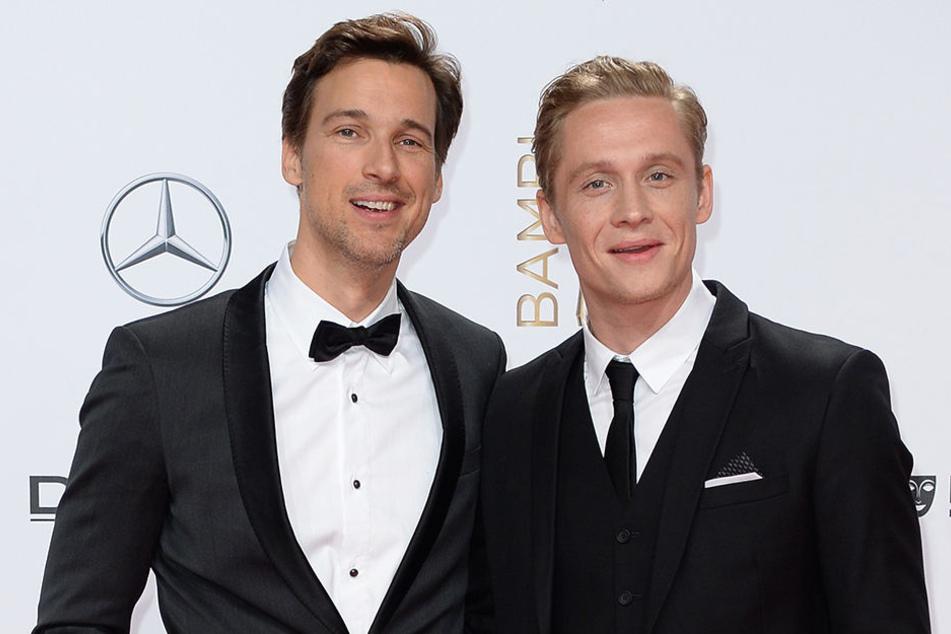 Florian David Fitz und Matthias Schweighöfer suchen noch Komparsen.