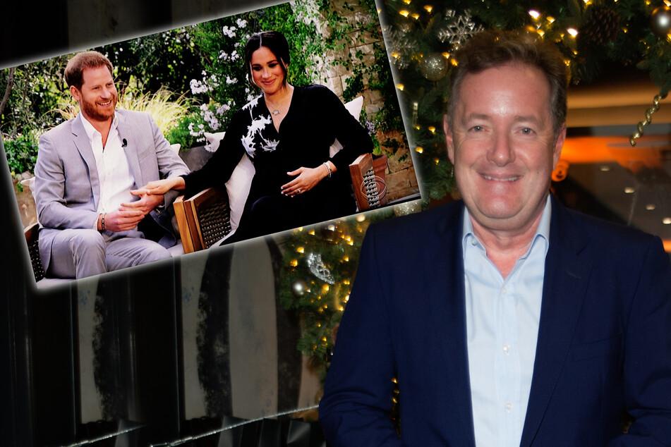 """Piers Morgan strikes again as he mocks Duchess Meghan as """"Princess Pinocchio"""""""