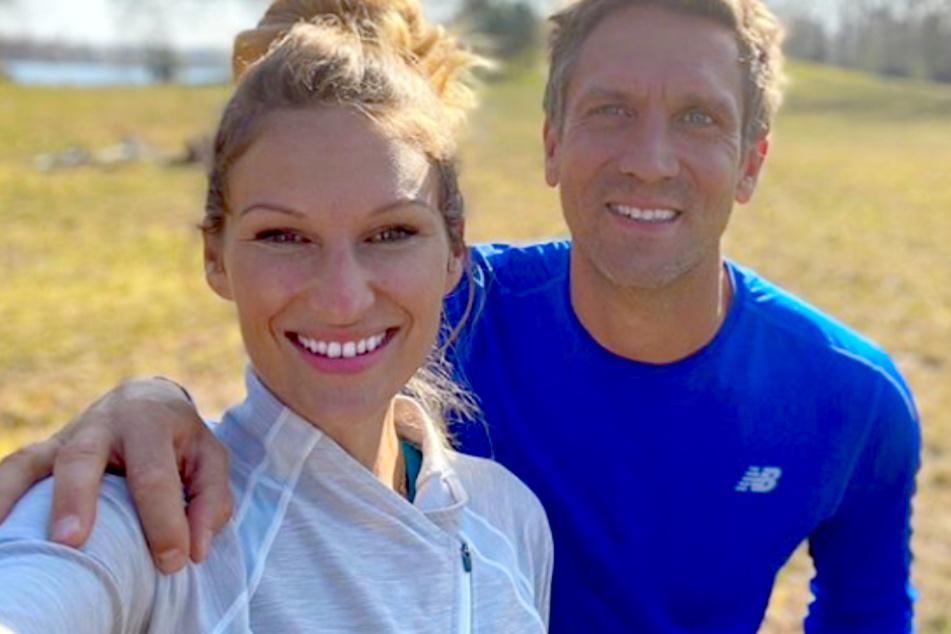 Janni Hönscheid (29) und Peer Kusmagk (44) wollen wieder reisen.