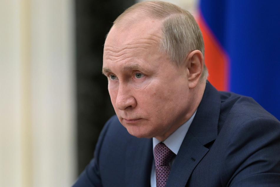 Der russische Präsident Wladimir Putin (68).