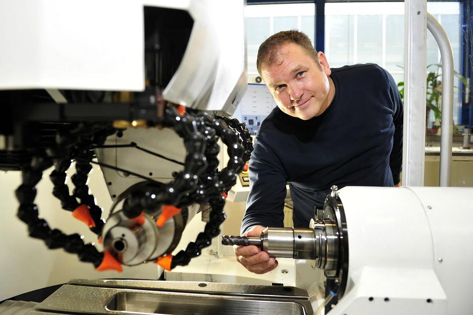 Weltweites Patent gesichert: Die Werkzeug-Revolution aus dem Erzgebirge