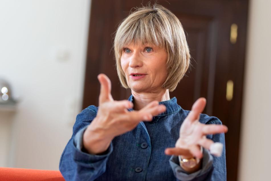 Noch Oberbürgermeisterin von Chemnitz: Barbara Ludwig (58, SPD).