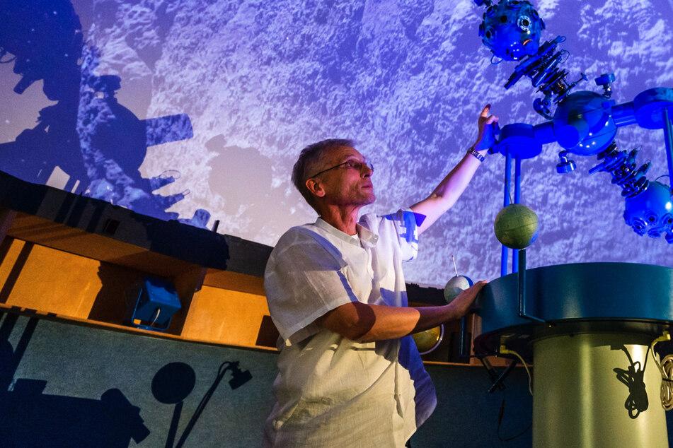 Chemnitz: Personalnot! Chemnitzer Planetarium steht unter schlechtem Stern