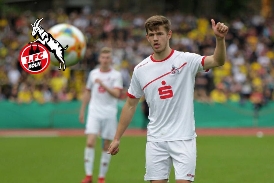 1. FC Köln gegen Bayer Leverkusen: 17-jähriger Thielmann gibt sein Bundesliga-Debüt!