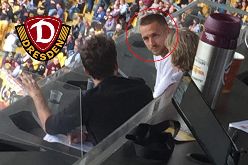 Gegen Union auf der Tribüne: Angelt sich Dynamo diesen Mittelfeldmann?