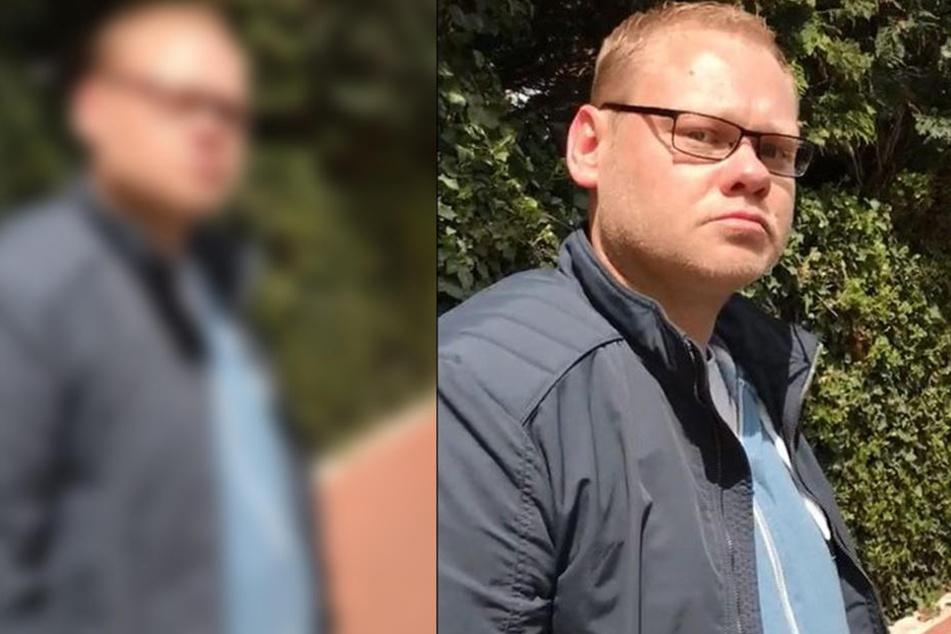 Diesem unbekannten Mann wird ein Betrug beim Autokauf vorgeworfen. Wer kennt ihn?