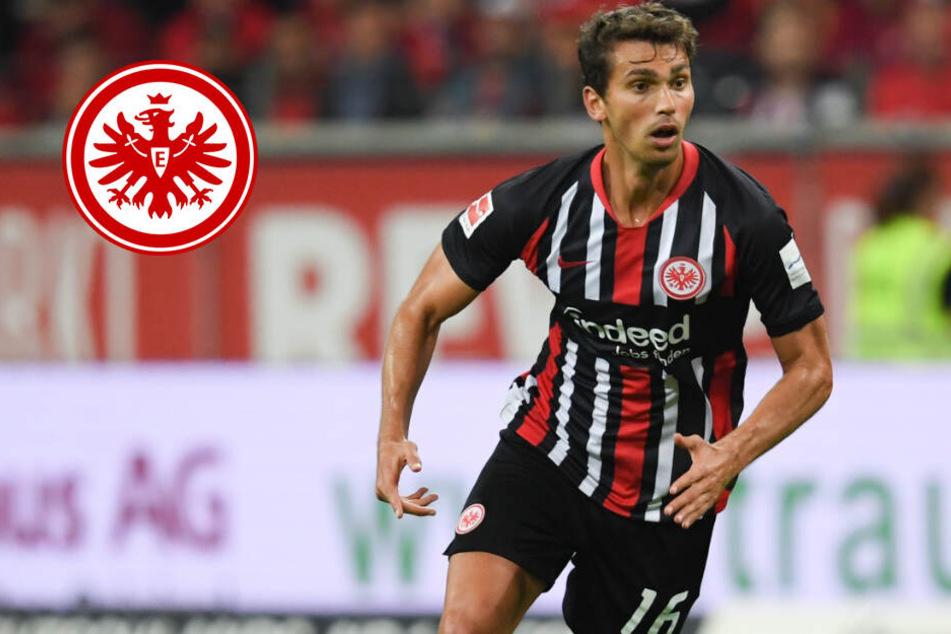 Dem Zeitplan voraus: Eintrachts Lucas Torró steht nach OP vor Comeback