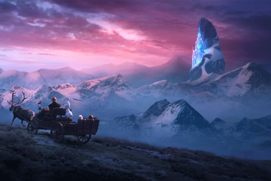 Welches Abenteuer werden die beiden Königstöchter in Frozen 2 überstehen müssen?
