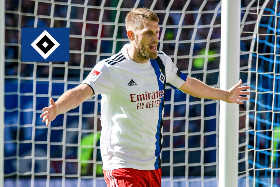 Dank Einsatz in Dresden: Kapitän Aaron Hunt bleibt beim HSV!