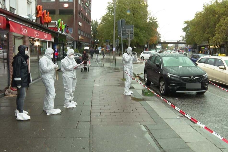 Mordkommission ermittelt nach Messerstecherei vor Hotel
