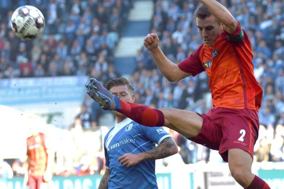 Auch im Spiel gegen den FC St. Pauli erhofft sich SCP-Trainer Steffen Baumgart vollen Einsatz seiner Mannschaft.