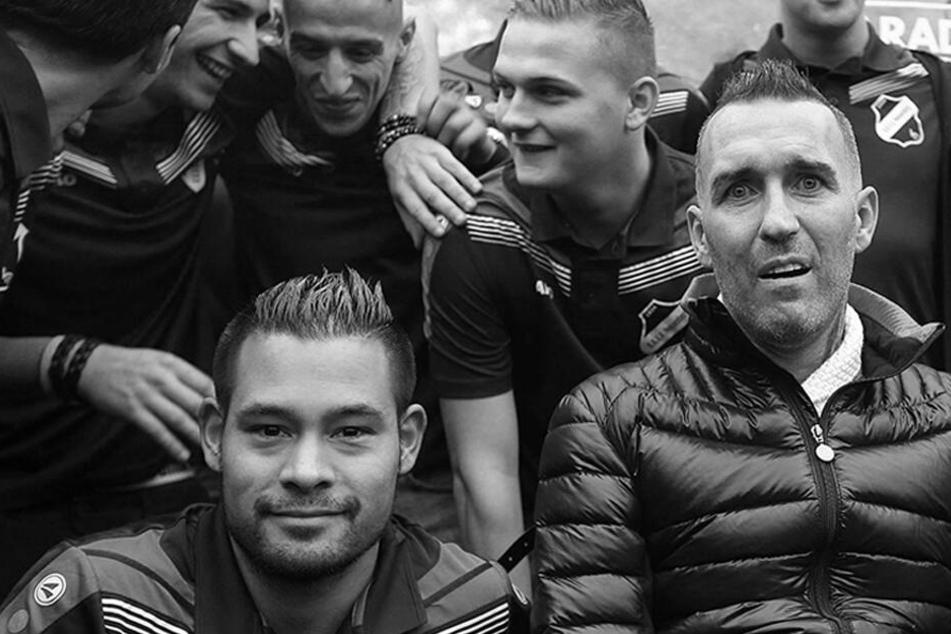 Fernando Ricksen ist tot: Fußballprofi verliert Kampf gegen unheilbare Krankheit