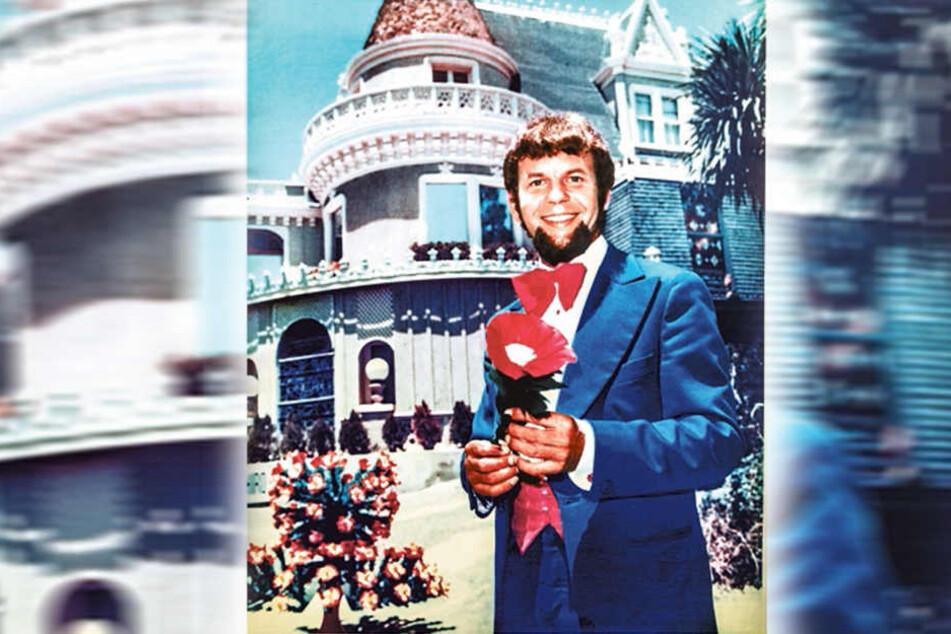 """So kennen ihn die meisten noch: Als """"Zauberpeter"""" machte Peter Kersten (75) in der DDR schnell Karriere, war viele Jahre im Kinderfernsehen oder auch bei """"Ein Kessel Buntes"""" zu sehen."""