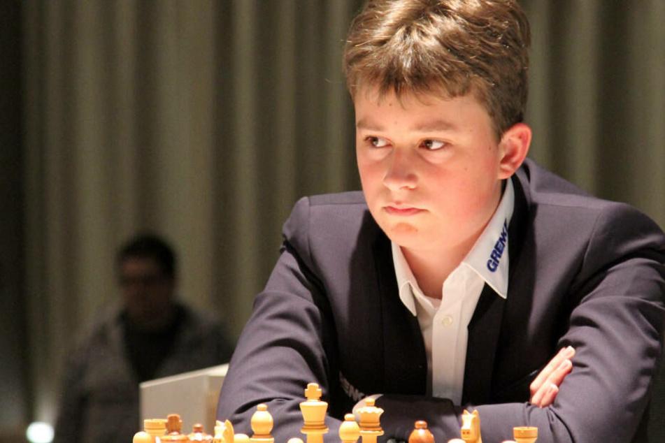 Gratulation! Schach-Genie (14) wird jüngster deutscher Großmeister