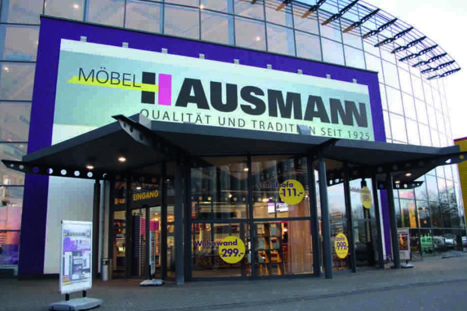 Black Sale Week bei Möbel Hausmann: Bis Samstag gibt's Rabatte in allen Abteilungen!