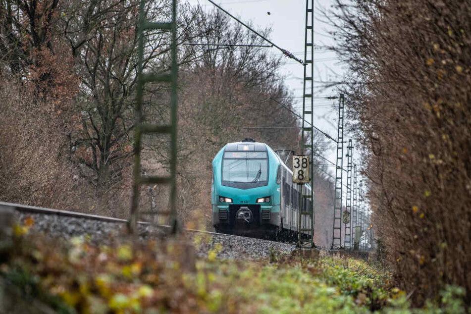 Der Eurobahn-Streik hat seinen Schwerpunkt in der Werkstatt in Hamm-Heessen.