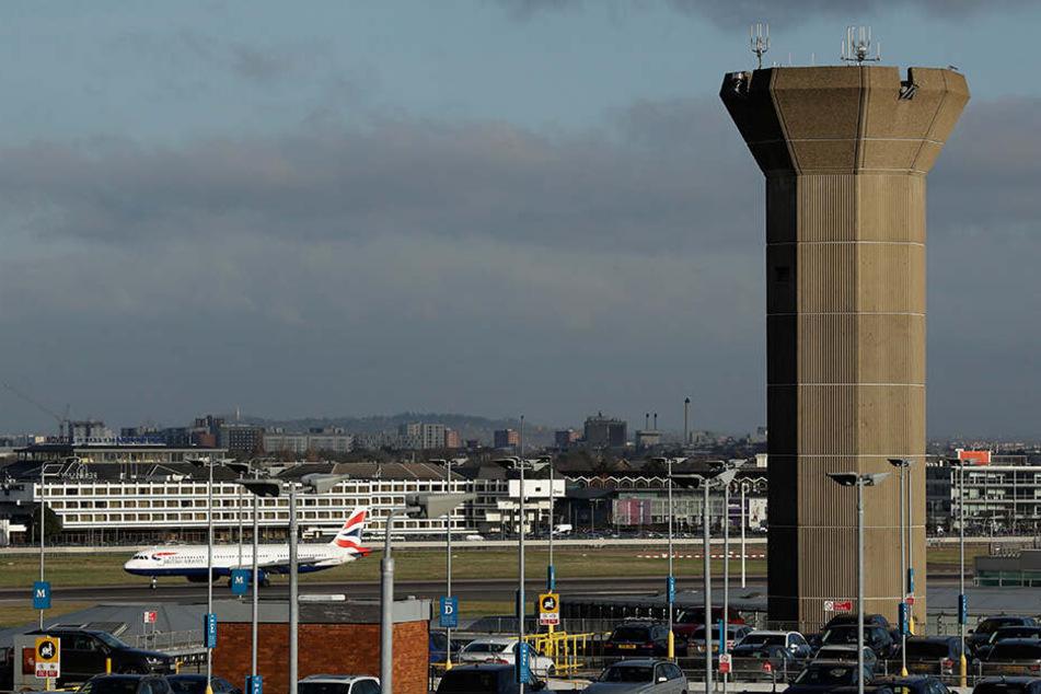 Auch Heathrow Airport ist betroffen.