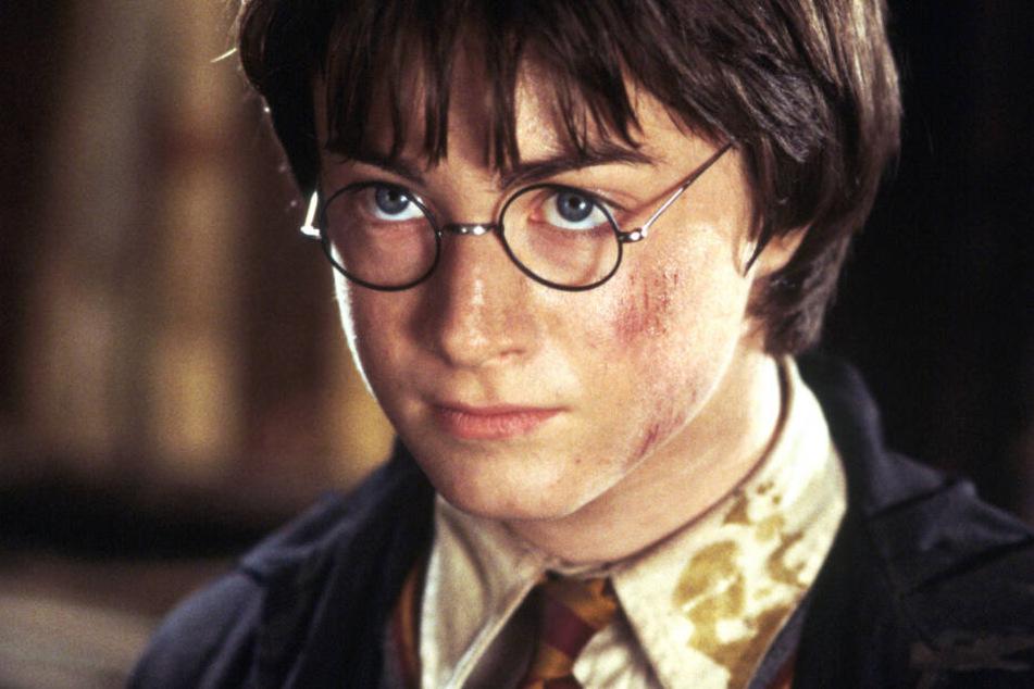 Harry Potters Markenzeichen ist die Brille mit den kreisrunden Gläsern.