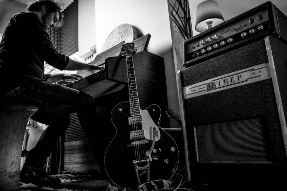 Komponiert, inspiriert, musiziert: Der 28-Jährige ist ein echtes Multi-Talent.