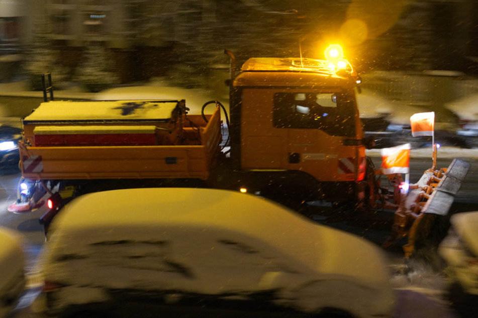 Wintereinbruch sorgt für viele Unfälle mit Verletzten in Thüringen