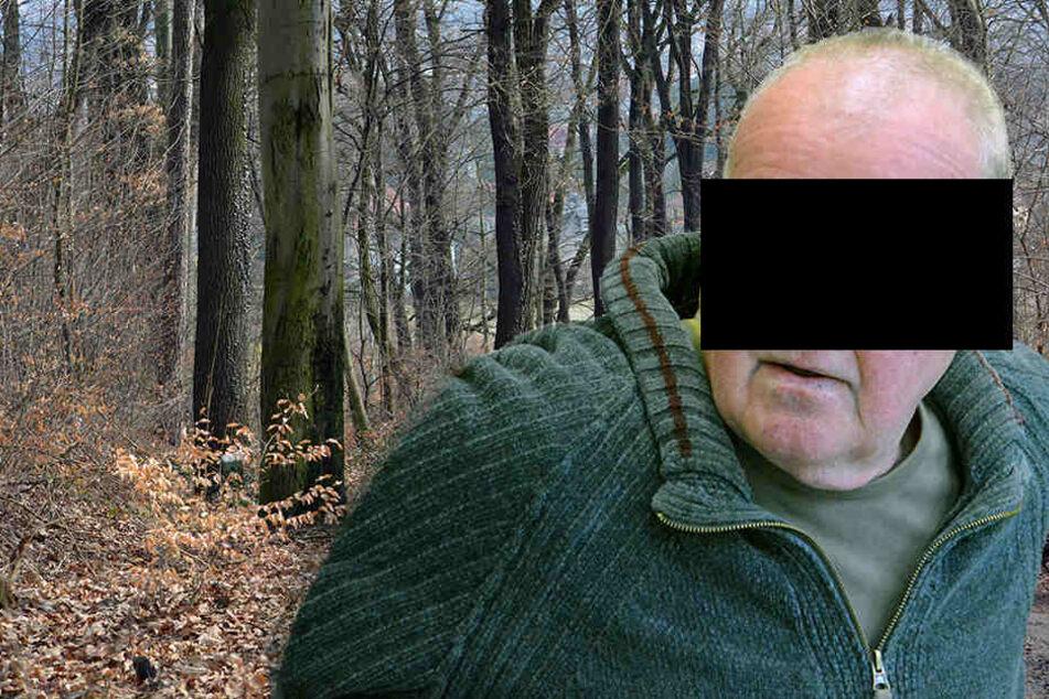 Zoff im Wald: Mann fährt Förster an