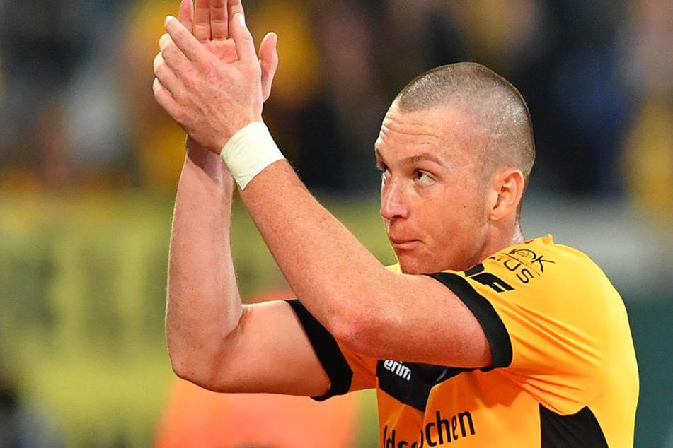Haris Duljevic gab gegen Fürth sein Startelf-Debüt.
