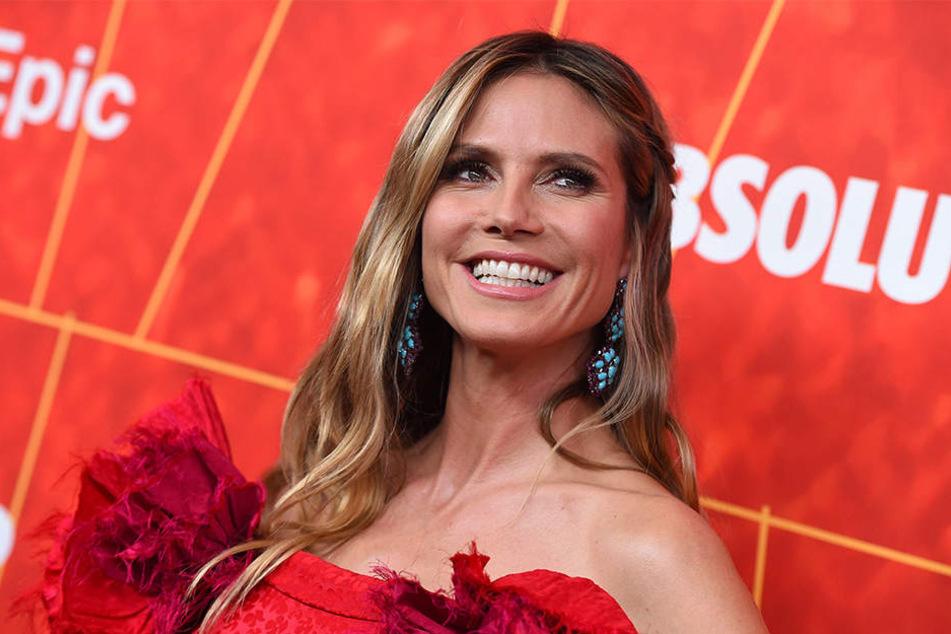 Heidi Klum (45) sucht wieder Nachwuchsmodels.