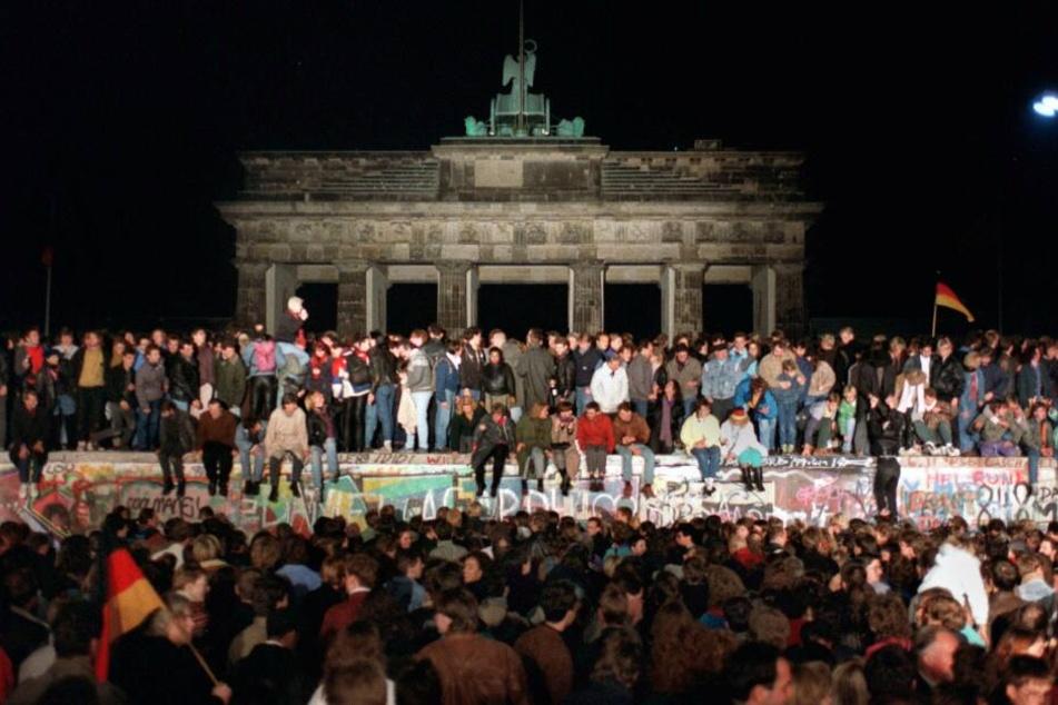 In diesem Jahr feiert der Mauerfall sein 30. Jubiläum.