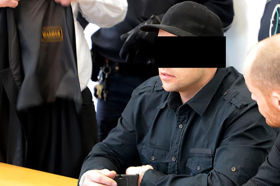 Robert G. (32) ist wegen Totschlags angeklagt, seine Familie lebt in Angst.