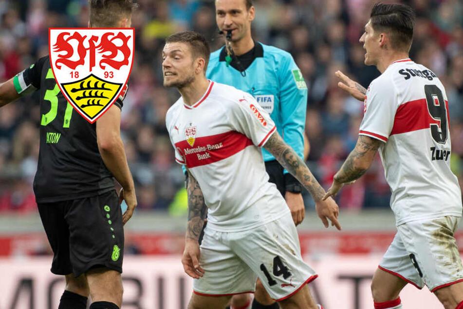 VfB empfängt Nürnberg zum Abstiegskrimi: Steht Weinzierls Job auf dem Spiel?