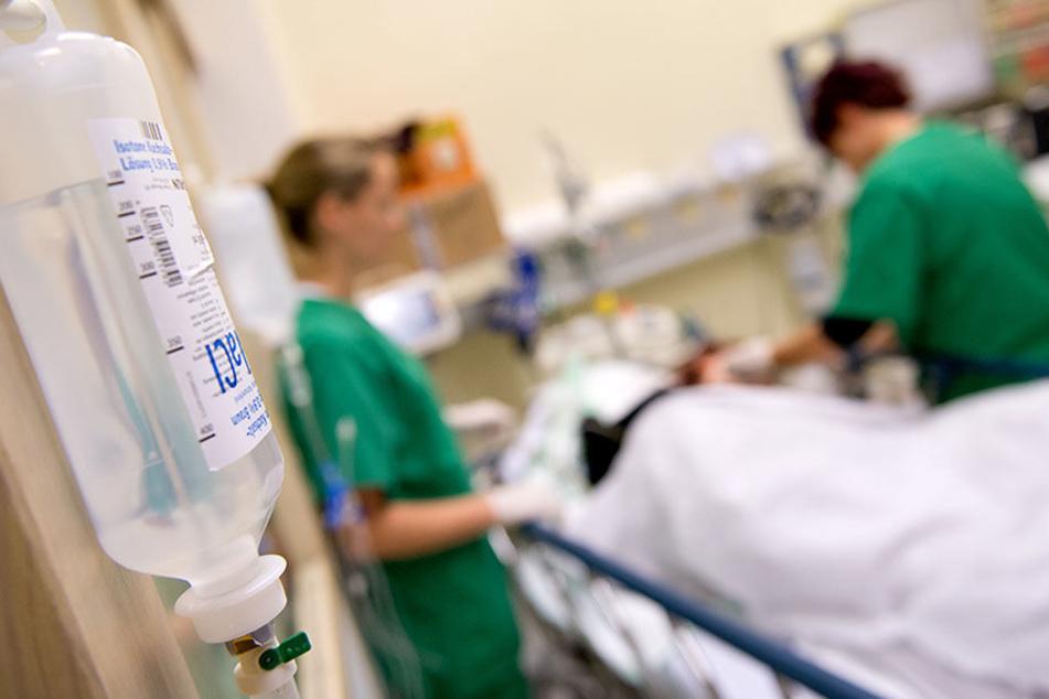13-jähriges Mädchen in Berlin nach Trinkgelage auf Intensivstation
