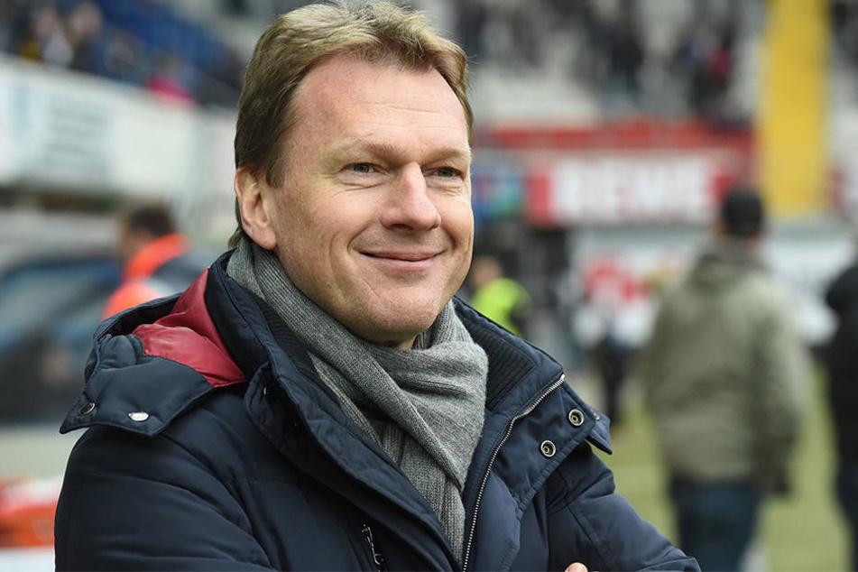 Jörg Weber ist seit 2011 als Scout für den SC Paderborn deutschlandweit unterwegs.