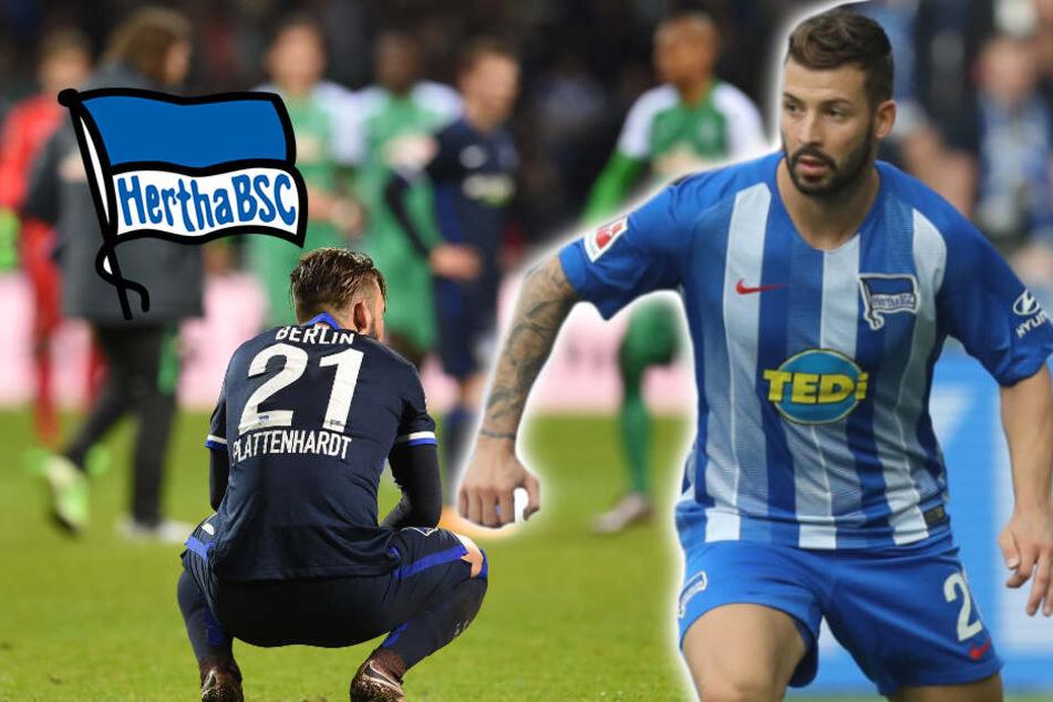 WM-Star auf der Bank: Darum hat Plattenhardt keine Zukunft bei Hertha BSC!