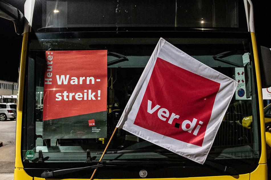 An einigen Orten in Sachsen hatten im morgendlichen Verkehr die Menschen Probleme, auf Arbeit oder in die Schule zu kommen.