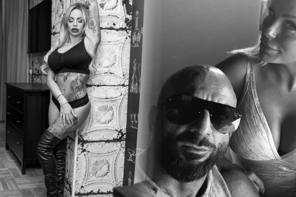 Keine Paar-Fotos auf Instagram: Schon wieder alles aus bei Gina-Lisa und ihrem Mucki-Mann?
