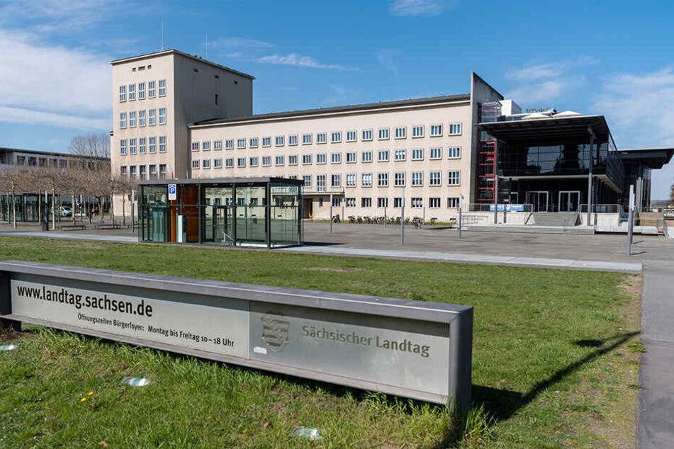 Die Listenplätze für die Wahl um den Einzug in den Dresdner Landtag (Foto) am 1. September sind zumeist schon vergeben. Doch nur wenige Parteien trauen sich mit einer Frau an der Spitze in den Kampf.
