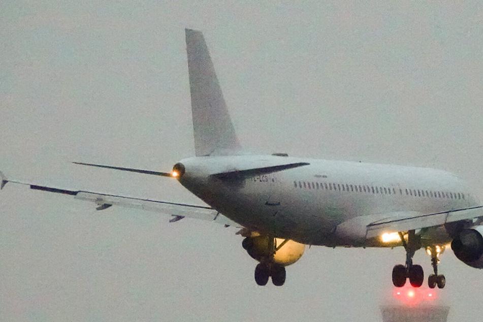 In den USA mussten wegen starker Sonnenstürme schon einige Flüge umgeleitet werden.