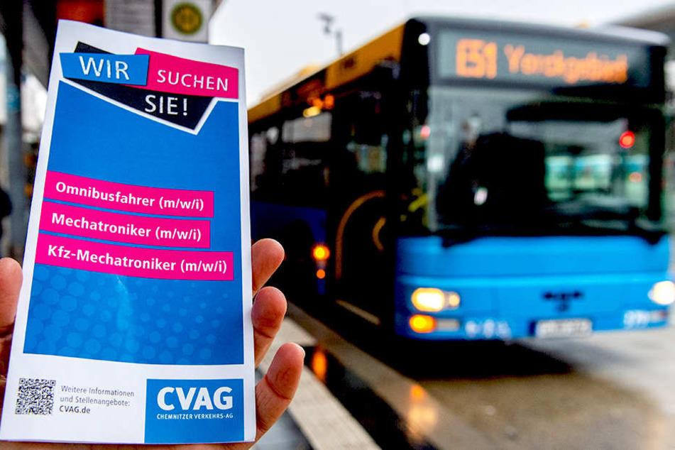 SPD, Linke und Grüne wollen ab 2020 mehr Nahverkehr. Doch schon jetzt plagen die CVAG Personalsorgen.