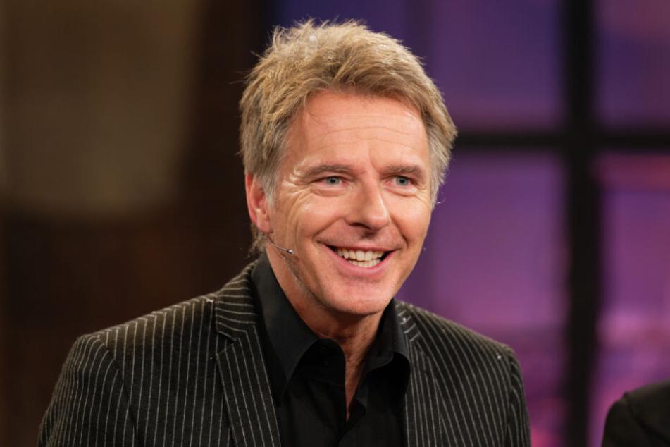 Jörg Pilawa (54) ist ein bekannter deutscher Fernsehmoderator. (Archivbild)
