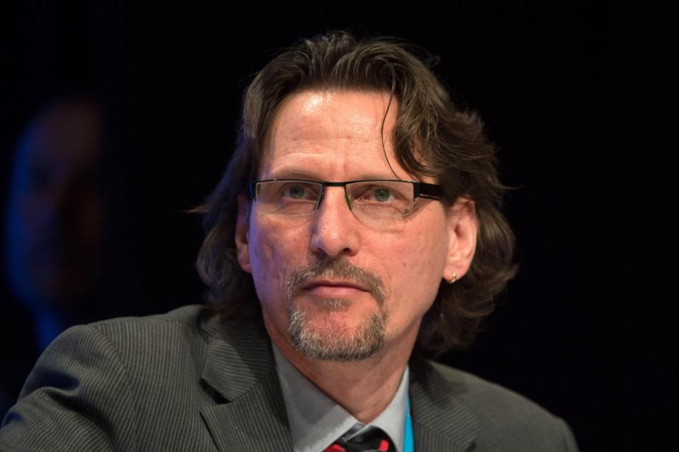 Vorstandsmitglied Dirk Driesang ist von Höckes Reue nicht überzeugt.