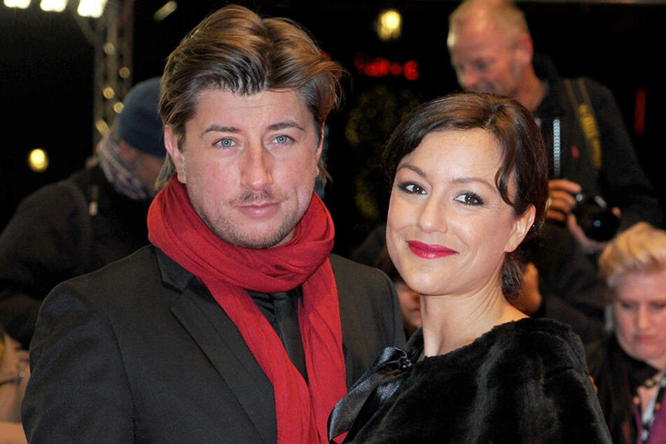 Zehn Jahre lang war sie mit dem Musiker Thomas Hanreich verheiratet.
