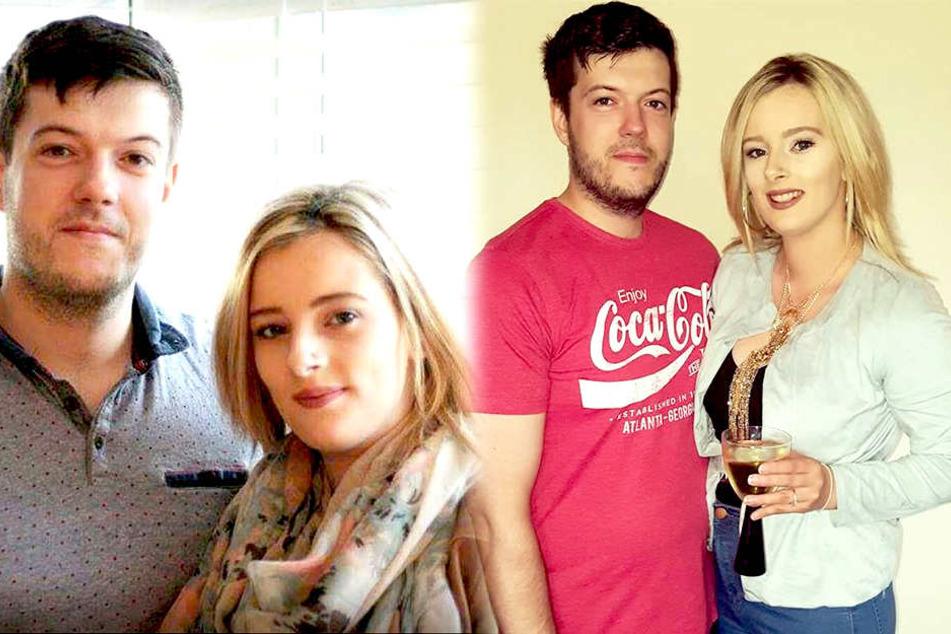 Mollie Clarke (21) ist inzwischen nicht mehr mit Richard Cooper (26) liiert.