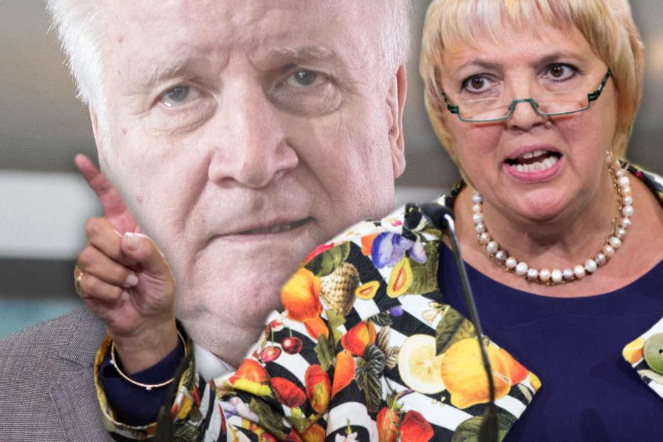 Claudia Roths schonungslose Abrechnung mit Seehofer