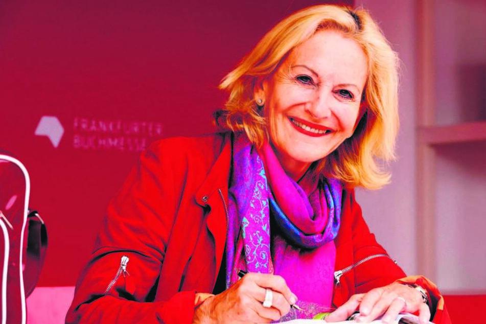 Gaby Hauptmann (60) landet seit 1977 einen Bestseller nach dem anderen.