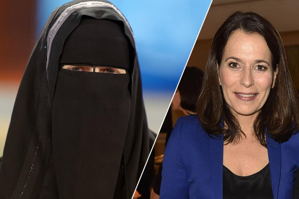"""Muslimin Nora Illi (li.) provozierte in der ARD-Talkshow """"Anne Will"""" - jetzt rügt der Rundfunkrat."""