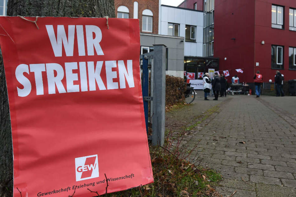 Was bedeutet das für Schüler? Warnstreik an Hamburger Schulen