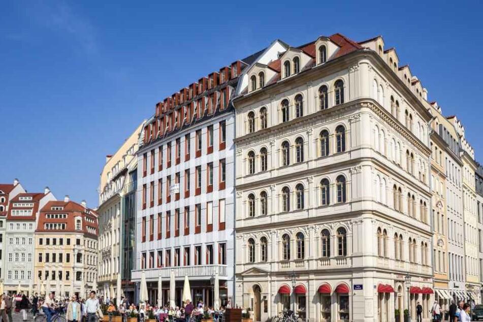 Der Wert Dresdner Immobilien steigt kontinuierlich.