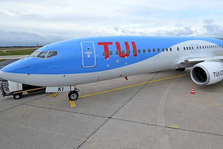 Familie Taylor saß auf einem ungewöhnlichen Platz im Flugzeug (Symbolbild).